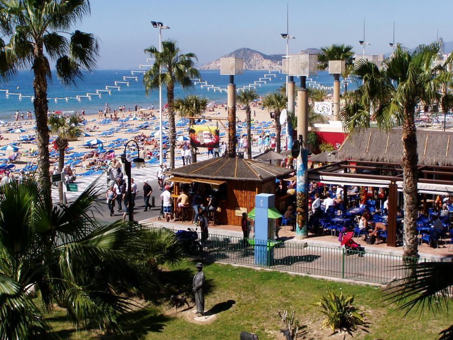 Appartement -                                       Benidorm -                                       3 chambres -                                       6 pax occupants